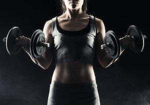 骨粗鬆症予防には「ウエイトトレーニング」を~ <荷重>が骨を強くする!の画像1