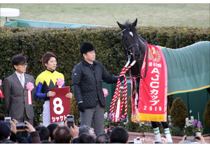 JRA戸崎圭太「3000m成績」にシャケトラ絶望!? 「距離は心配してない」陣営が未だ納得できない