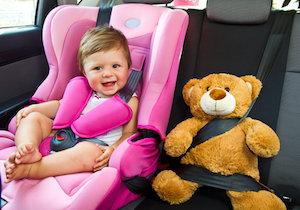 間違いだらけのチャイルドシートの利用法…かえって子どもを危険にさらす着用が横行