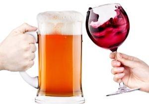 ビール、ワイン、日本酒好きに朗報!酒は糖尿病のリスクと関連性がなかった!