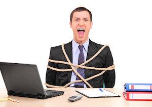 長時間労働で精神病発症、退職したら訴訟起こされた社員、逆提訴で完勝!