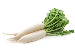 """超万能食材、大根!低カロリーで抗がん作用や抗菌作用もある""""完全食"""""""