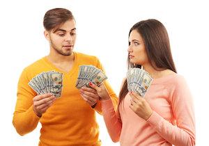 夫婦喧嘩の原因はココにあった! 「浪費癖」よりも「金銭感覚」の探り合いか?の画像1