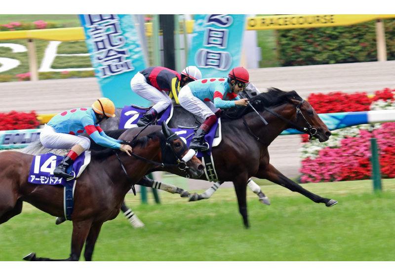JRA安田記念(G1)インディチャンプ福永祐一「祐言実行」の神騎乗!! 「日本で一番強い馬を負かした」大本命アーモンドアイは出遅れて3着の画像1