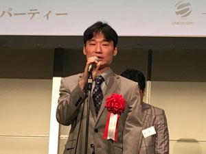 麻雀・村上淳「最高位」が号泣スピーチで締めた! 最高位戦「第42期 就位祝賀パーティー」レポートの画像3