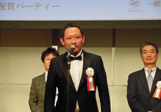 麻雀・村上淳「最高位」が号泣スピーチで締めた! 最高位戦「第42期 就位祝賀パーティー」レポート