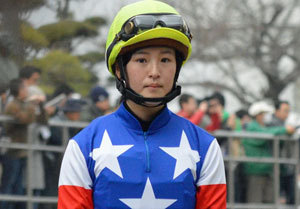 藤田菜七子騎手が「カレンダー」発売! 年齢を重ねて美しくなるタイプといえば......