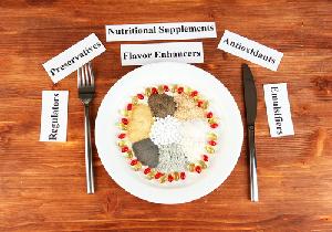 サプリメントに入っている多くの添加物が、健康障害を引き起こしかねないという皮肉