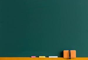 黒板が「緑色」の謎!源は帝国陸軍にあった?