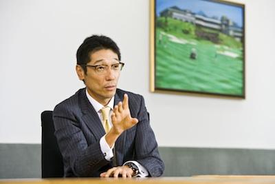 PMG神田社長