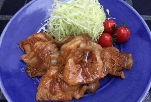 超簡単!究極の豚の生姜焼き!こんなに柔らかく風味豊かに