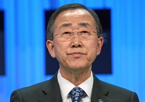 韓国人の国連事務総長、「歴代最...
