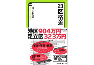 """東京23区で商店街の活力が高いのは何区? 商店街が元気な区とそうでない区の""""格差"""""""