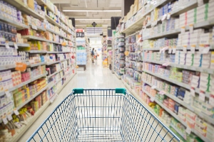 なぜスーパーのレイアウト変更はやめたほうがいい?客の流れが反時計回りだと損する?