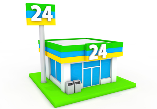なぜあんな店まで24時間営業…意味あるのか?某店は「知られたら不都合」と取材拒否