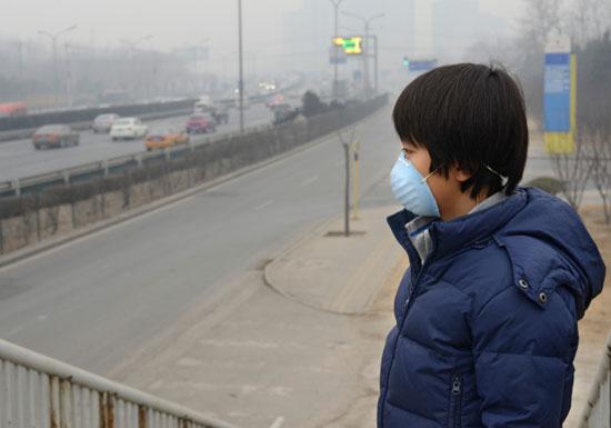 中国、肺がん死亡率が465%増…危険な大気汚染が日本に「越境汚染」のおそれもの画像1