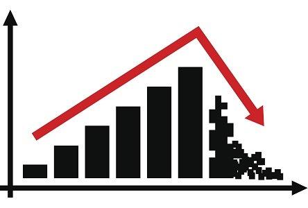 黒田日銀バズーカ、「失敗」決定的か…直後に株価急落、歴史的誤算で揺らぐ信頼の画像1