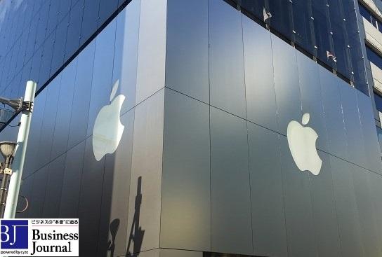 アップル、繁栄終焉の兆候…アマゾン、ネット通販企業の枠出て「アップル超え」目前の画像1