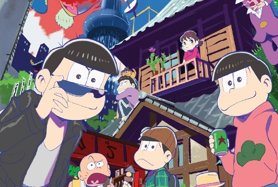『おそ松さん』がヤバすぎる!前代未聞の凄まじい人気の謎!DVD予約ベスト10独占