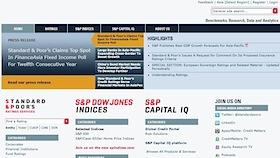 米司法省、不当格付けの疑いでS&Pを提訴へ 営業的配慮で割高格付けかの画像1