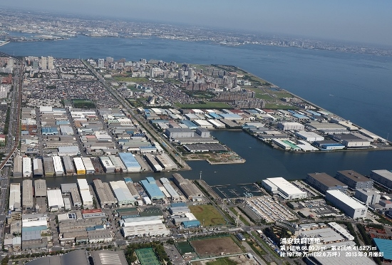 ディズニーR隣に同じ広さの「鉄の国」があった!壮観な工場群・浦安鉄鋼団地の秘密
