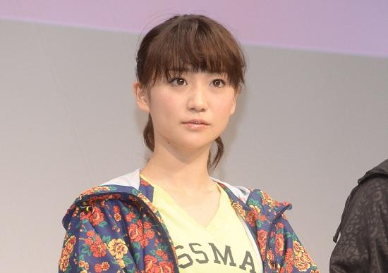 大島優子、取材で記者から大ブーイング…「AKBに無関心」アピールに必死の画像1