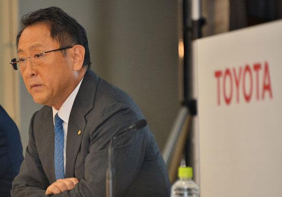 巨像・トヨタに激震…利益1兆円消失の危機の画像1