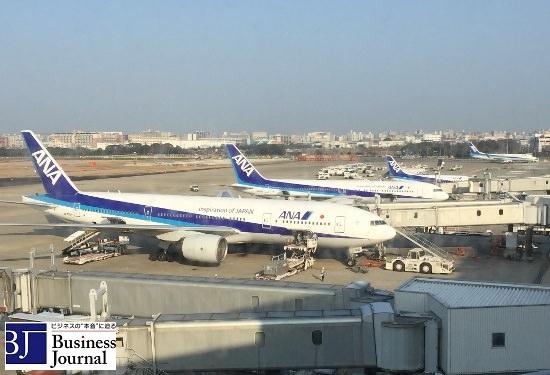 ANA、「JAL越え」達成でナショナルフラッグに…「不公平な競争」30年の死闘、だが…の画像1
