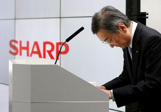 シャープ倒産を視野に銀行が「破綻懸念先」区分に…鴻海との提携失敗との判断か