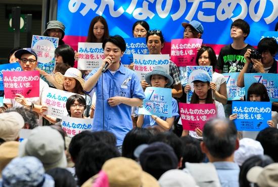 ゆうちょ銀行、SEALDsの違法口座開設に加担疑惑!SEALDs、朝日新聞の意見広告でも違法疑惑が浮上の画像1