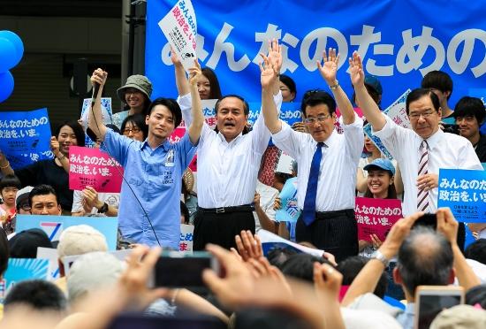 SEALDs、参院選期間中の政治活動は規制対象…公示後の活動が公職選挙法違反に問われる恐れの画像1