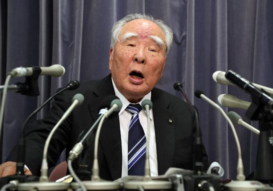 スズキを腐食させる86歳・鈴木会長親子の暴走…偽装事件で副会長を「トカゲの尻尾切り」