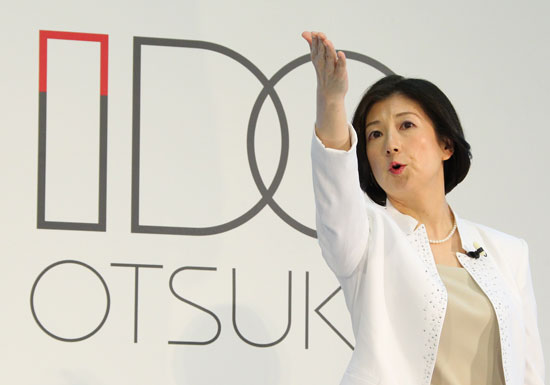 大塚家具、騒動前より売上半減で売上減地獄突入か 揺らぐ久美子社長の経営基盤の画像1
