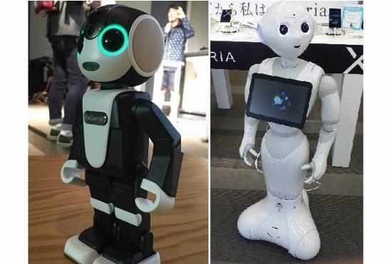 流暢な会話ができ、どんどん自分好みになっていくロボット発売…スマホの全機能が搭載