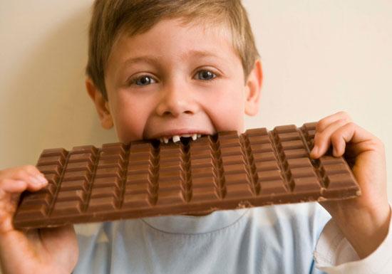安いチョコは超危険!ただの植物性油脂と砂糖の塊!がんや糖尿病の恐れの画像1
