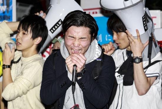SEALDsは終わっていない…すでに公安の監視対象団体に、メンバーは一生この現実から「逃れられない」の画像1