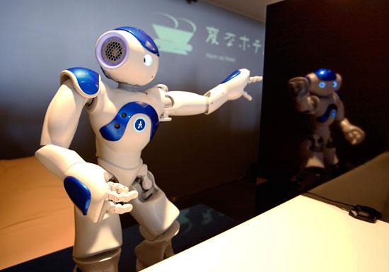 ハウステンボス、仕事の半分をロボット化?「変なホテル」、ディズニーRとUSJに殴り込み?