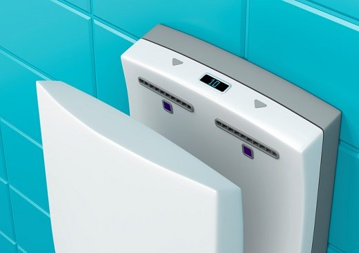 トイレのハンドドライヤーやハンカチは菌まみれで危険、は本当?正しい手の拭き方は?