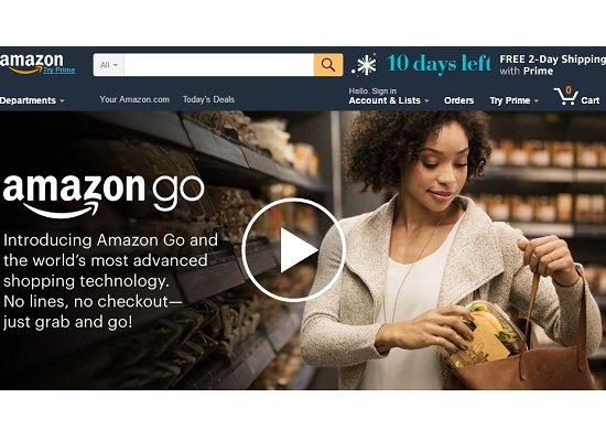 アマゾンが実現してしまったSFみたいな無人コンビニ、もはやメーカーを凌駕