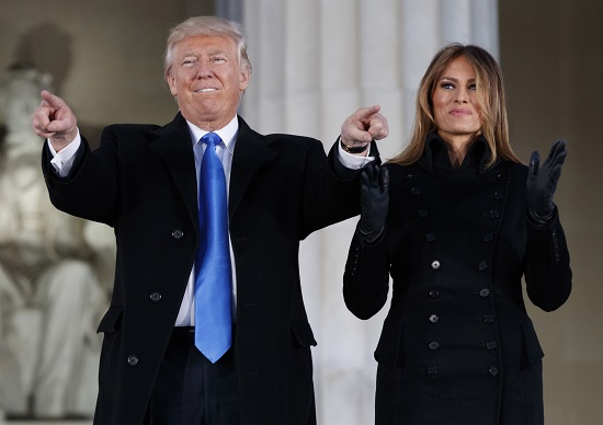トランプ、就任式で「分断」強調のトンデモ演説…「米国第一主義に従う。すべて米国有利に」の画像1
