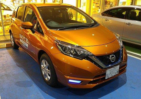 日産「ノート」が新車販売1位になった理由…e-POWERが市場勢力図を変える可能性