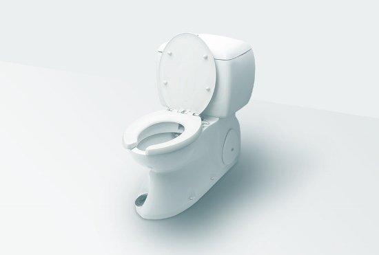 【掃除の手間を極限まで省いたトイレ】日本のトイレ、想像を絶する快適さで世界を見据える