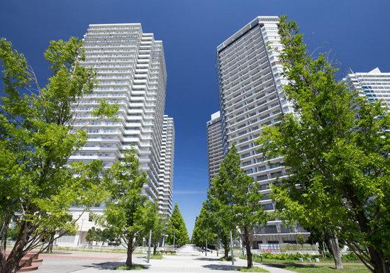 1万円で買えるマンション登場…2DK・44平米、サウナ付き大浴場も