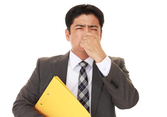 加齢臭、病気の可能性…糖尿病、動脈硬化、肝臓病の危険ゆえ病院での診断お勧めの画像1