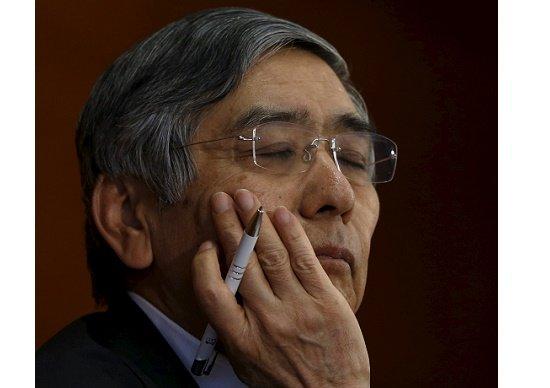 日銀、デフレ脱却の完全失敗へ…経済失速の「戦犯」黒田総裁続投は「最悪中の最善」