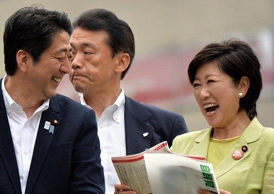 「次々と仲間を切る非情な女」小池百合子、安倍・自民党をぶっ壊し首相就任の可能性の画像1