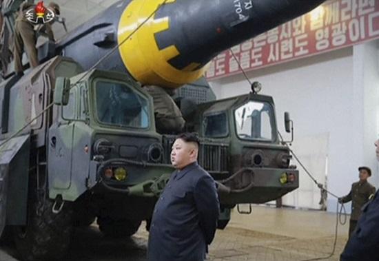 北朝鮮のICBM発射、米国は脅威とみなさず、逆に利益…軍事力増強や対中国圧力に利用の画像1