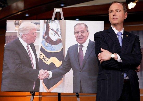 トランプ、ロシアへ国家機密漏洩疑惑…米国、不況突入と株価暴落の懸念の画像1