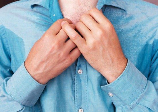 その異常な量の汗、病気の可能性…病院で短時間の治療で治るケースも