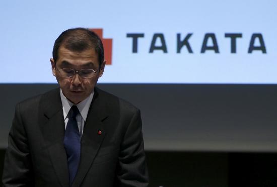 倒産企業の負債総額ランキング10…タカタ、総額1兆円超で戦後製造業最大の画像1